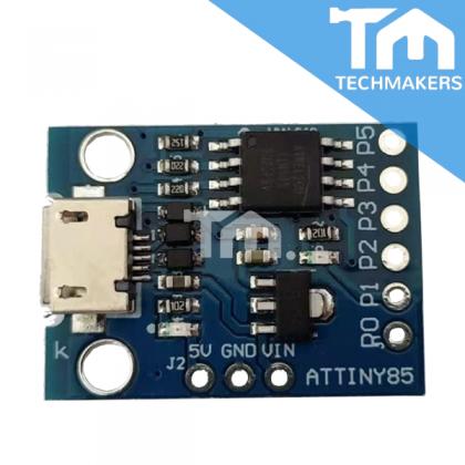 ATtiny85 Digispark Kickstarter Micro USB Development Board