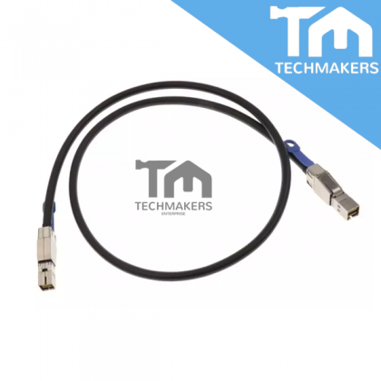 External HD Mini SAS SFF-8644 to SFF-8644 Cable High-speed Black (2 Meter)