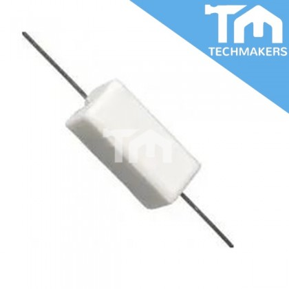 220 ohm Ceramic Resistance Cement Resistor (5W220RJ)