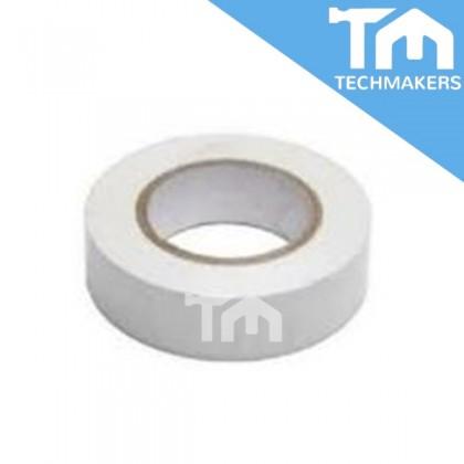 2PCS PVC Electrical Tape | Insulating Tape (White)