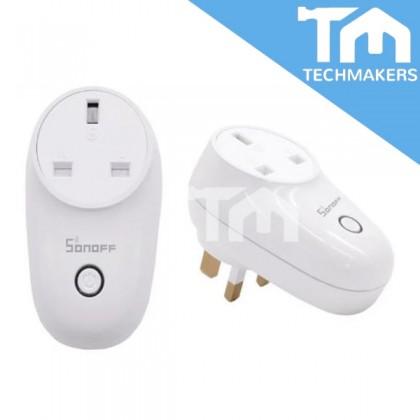 SONOFF S26 UK Plug Wifi Wireless Smart Home