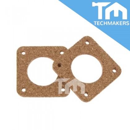 Cork Sheet Gasket, Vibration Damper for Nema 17 Stepper motor