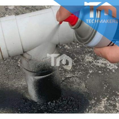 800ml (Big Bottle) Waterproof Leak Seal Repair Spray Cracks Repair Leak Sealer Spray Leakage Spray / Bumbung Air Bocor