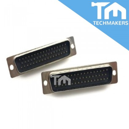 DB50 Male Connector