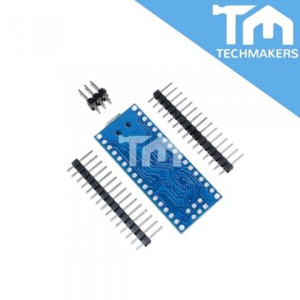 Nano V3.0 ATmega168 CH340G Mini USB 16M 5V Microcontroller