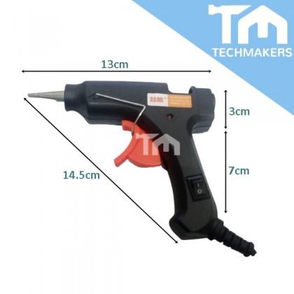 Plastic Hot Glue Gun