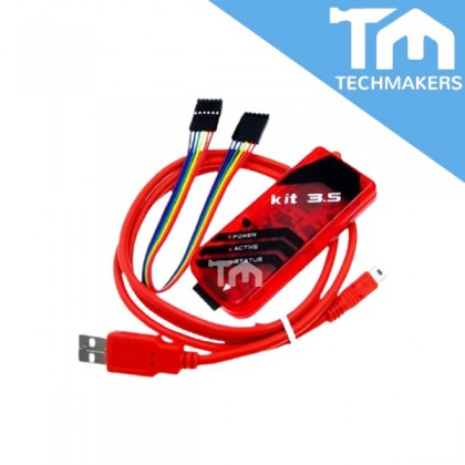 PICKIT 3.5 In-Circuit Debugger + Mini USB Cable for PIC Microchip Offline Programmer Programming PICKIT3