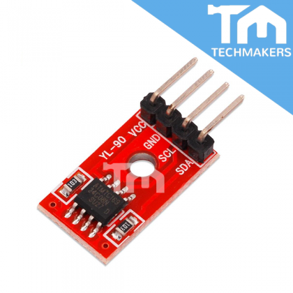 AT24C08 I2C Interface Automotive EEPROM Memory Module