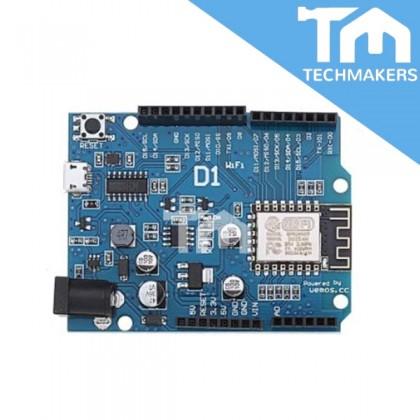 D1 WiFi UNO ESP-12E Based ESP8266 Module