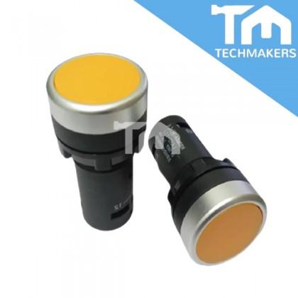 22mm Self-rest Electrical Push Button LA38-11J
