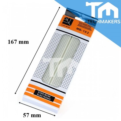 Full-Size Breadboard 830 points MB102