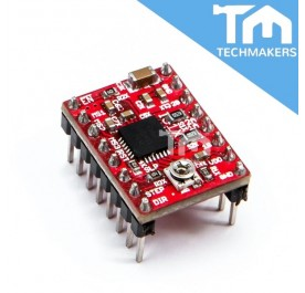 Stepper Motor Driver Module with Heatsink A4988