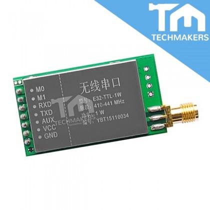 E32-TTL-1W 30dBm LoRa Long Range 433MHz Transceiver Module