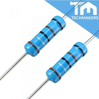 10pcs of Resistor  1% 0.25W 10K Ohm to 91K Ohm