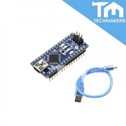 Arduino Nano V3.0 ATMEGA328P with CH340G