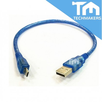 Arduino Samsung Xiaomi High Power USB to Micro Cable