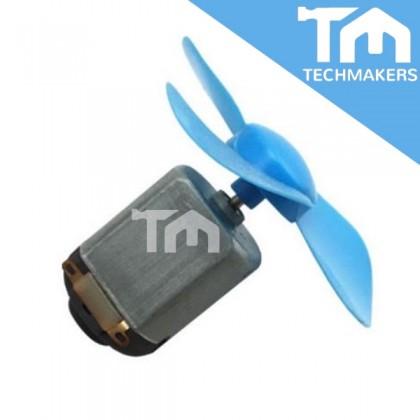 4 Blades 40mm Motor Propeller (Blue)