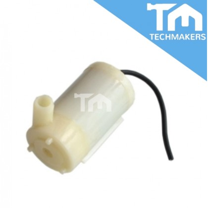 Mini water pump DC 3V to 5V