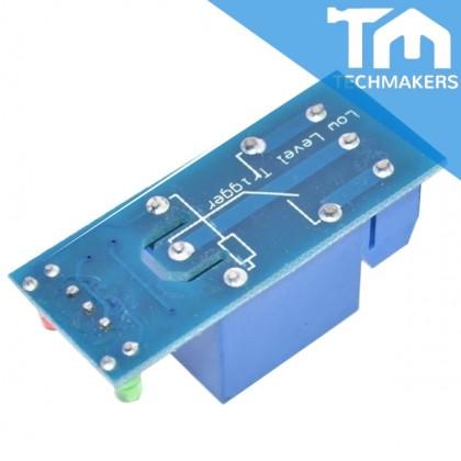 Arduino 5V DC 10A 250VAC 30VDC Single Channel 1 Way Relay Module