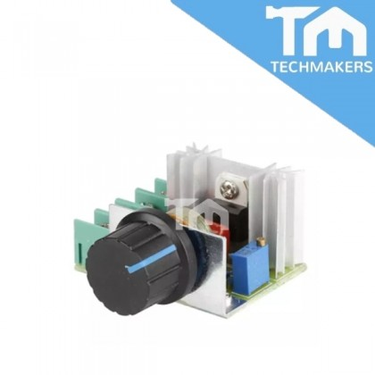 2000W 220V AC SCR Voltage Regulator