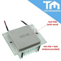 Arduino TEC1-12706 12V 60W Thermoelectric Cooler Peltier Module