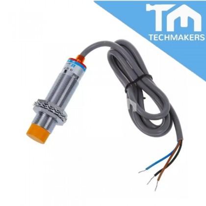 LJ18A3-8-Z/BX LJ18A3 LJ18 NPN M18 6-36VDC 1-10mm Inductive Metal Proximity Detector Detect Sensor Switch