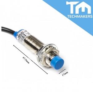LJ12A3-4-Z/BX NPN 6-36VDC Inductive Proximity Sensor
