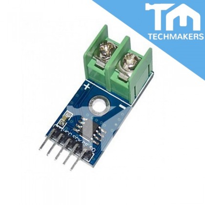 MAX6675 Temperature Sensor Module with Type K Thermocouple