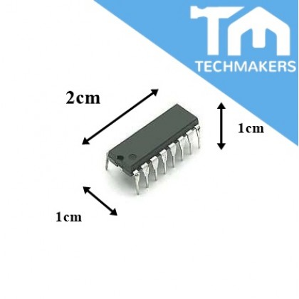 SN74LS169N BCD Decade/Modulo 16 Binary Synchronous BI-Directional Counters