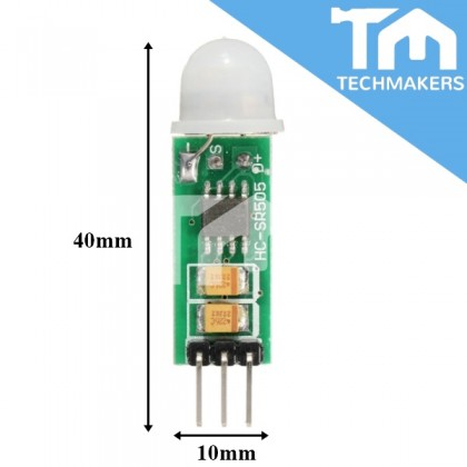 HC-SR505 PIR Mini Sensor