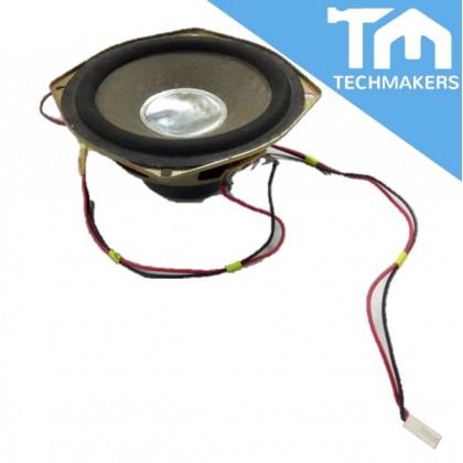 HORNSONIC 1Pcs 5.25 Inch Subwoofer 6Ohm 100W Audio Woofer Speaker HIFI Bass Loudspeaker For 5.1 Speaker Subwoofer DIY
